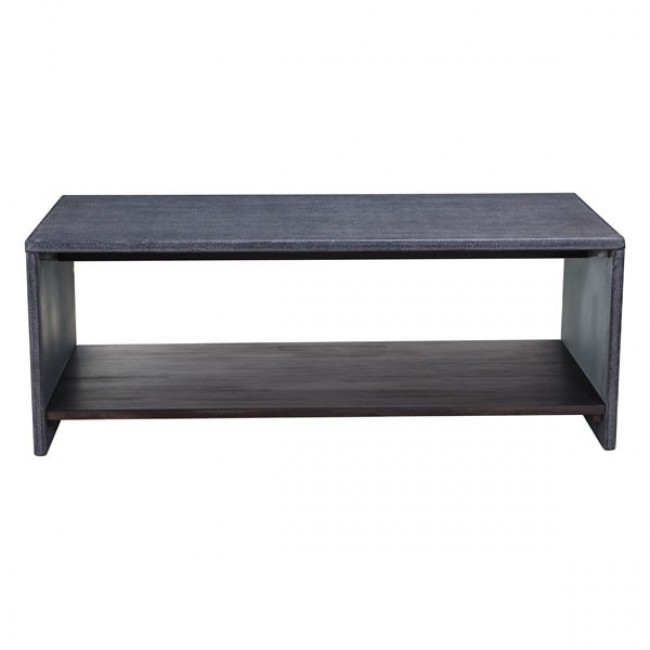 Mom Coffee Table Cement & Natural