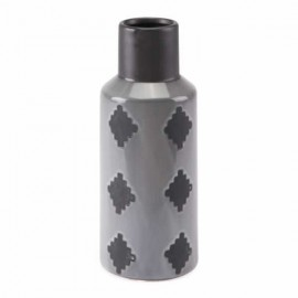Arlequim Bottle Sm Gray & Black