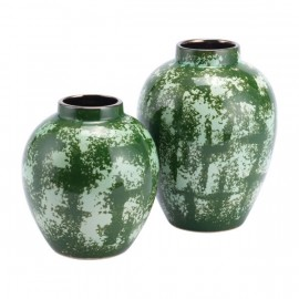 Anguri Large Vase Green