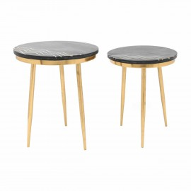 Rumi Accent Table Set
