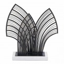 Arco Sculpture Black