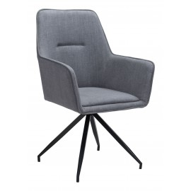Watkins Dining Chair Gray